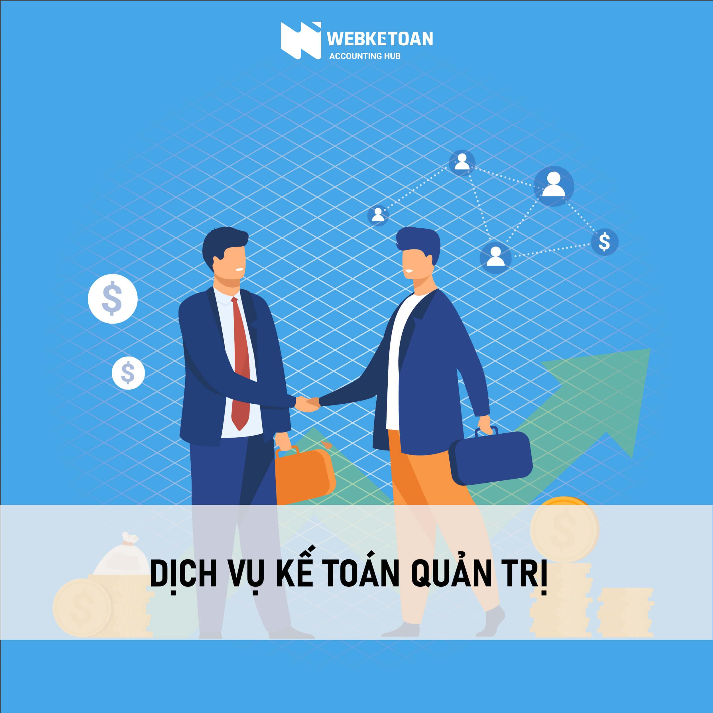 Dịch vụ kế toán quản trị