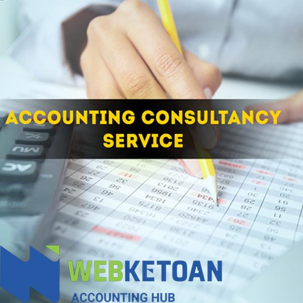 Dịch vụ kế toán trưởng và tư vấn kế toán
