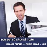 Dịch vụ soát xét, làm lại sổ sách kế toán trọn gói cho doanh nghiệp